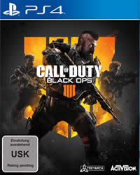Call of Duty: Black Ops 4 Game Cover
