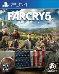 Far Cry 5 Game Cover