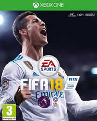 FIFA 18 Game Cover