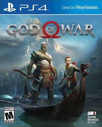 God of War Game Cover