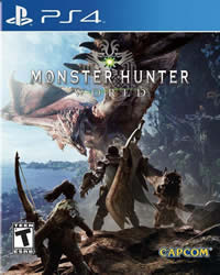 Monster Hunter: World Game Cover