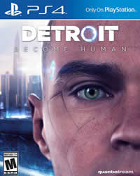 Detroit Become Human Game Cover