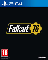 Fallout 76 Game Cover