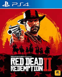 Red Dead Redemption 2 Game Cover