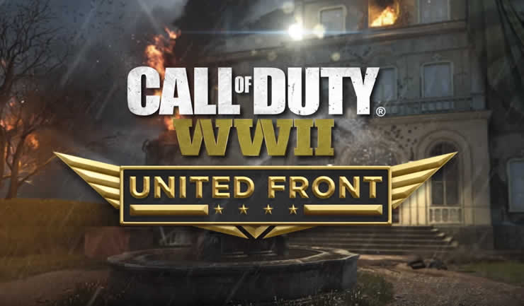 Call of Duty WW2: United Front – DLC Trailer released