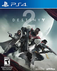 Destiny 2 Game Cover