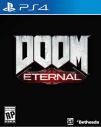 Doom Eternal Game Cover