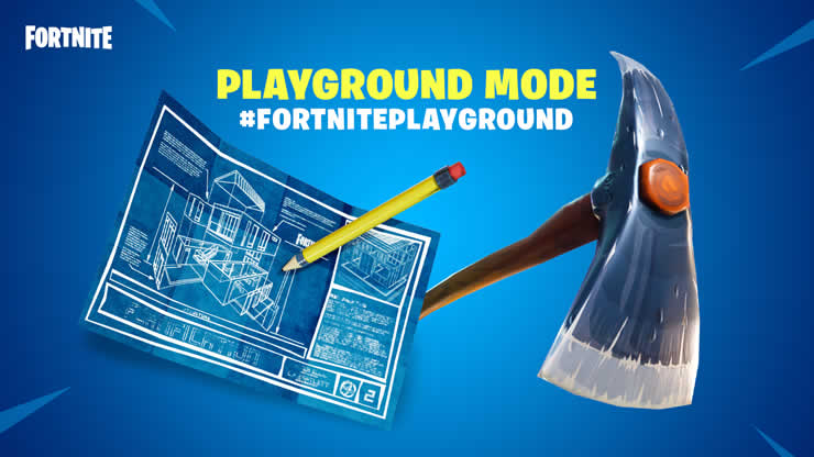 Fortnite: Playground still disabled – New release date