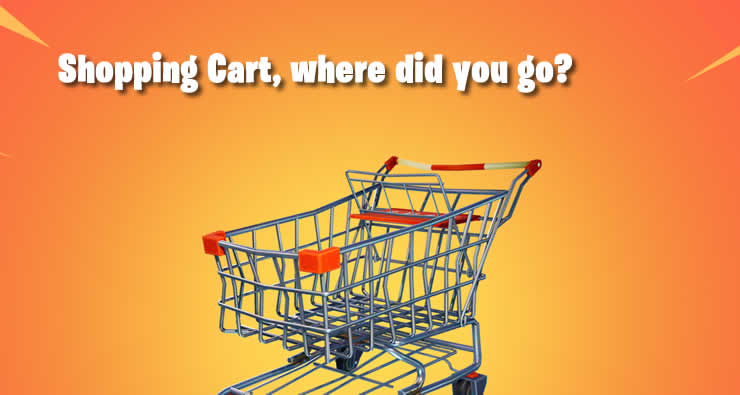 Fortnite: Shopping cart deactivated again