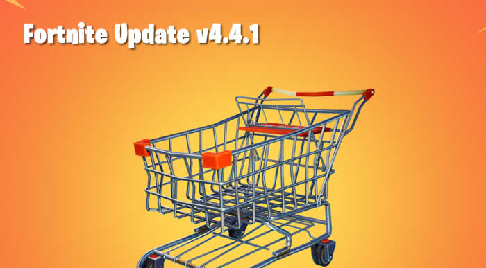 Fortnite: Update 4.4.1 released – Patch Notes to 1.63