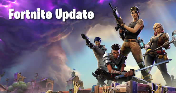 Fortnite Update will be released tomorrow – stink bomb and more