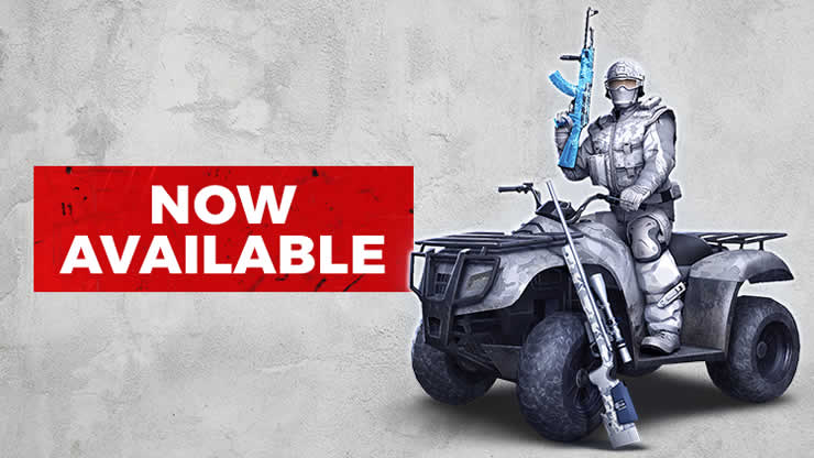 H1Z1: Update 1.21 released – Snowstalker Items and Patch Notes