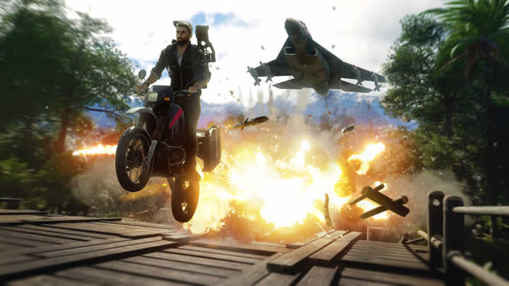 Just Cause 4 Announced