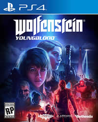 Wolfenstein Youngblood Game Cover