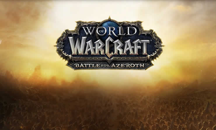 World of Warcraft patch 8.1 will be released soon