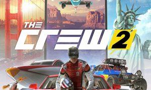the crew 2 vehicles