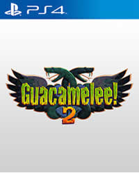 Guacamelee 2 Game Cover