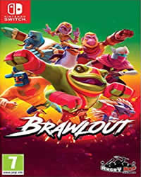 Brawlout Game Cover