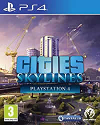Cities: Skylines Game Cover