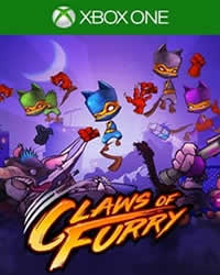 Claws of Furry Game Cover