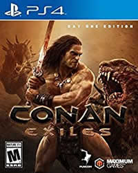 Conan Exiles Game Cover