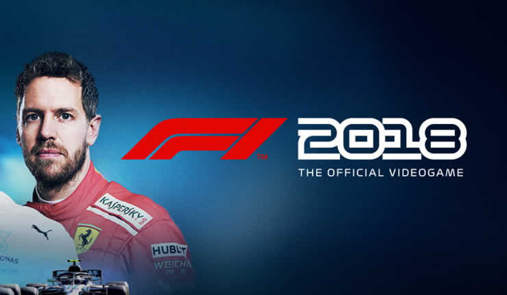 F1 2018: New video about art direction and sound