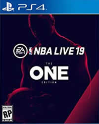 NBA Live 19 Game Cover