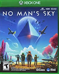 No Man's Sky Game Cover