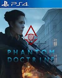Phantom Doctrine Game Cover
