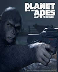 Planet of the Apes: Last Frontier Game Cover