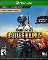 PlayerUnknown's Battlegrounds Game Cover