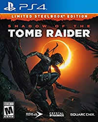 Shadow Of The Tomb Raider Game Cover