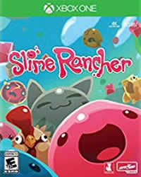 Slime Rancher Game Cover