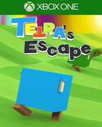 TETRA's Escape Game Cover