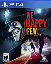 We Happy Few Game Cover