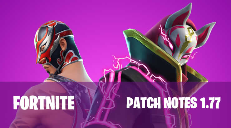 fortnite patch 1.77