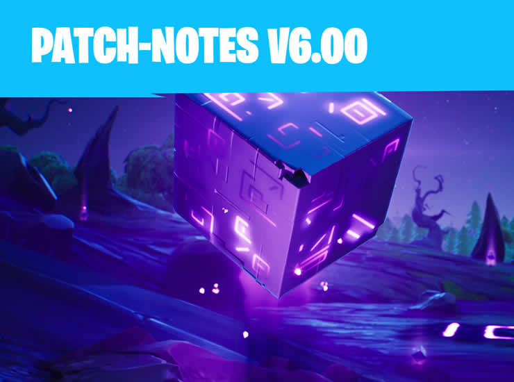 Fortnite: Patch Note 1.80 is available – Changelog v6.0