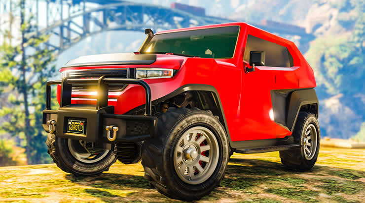 GTA 5 Online: New content update delivers the Canis Freecrawler and more