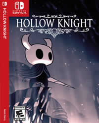 Hollow Knight Game Cover
