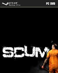 SCUM Game Cover