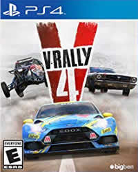 V-Rally 4 Game Cover