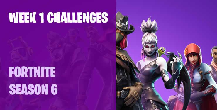 week 1 season 6 challenges