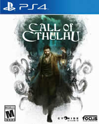 Call Of Cthulhu Game Cover