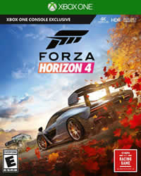 Forza Horizon 4 Game Cover