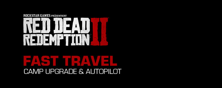 fast travel in RDR2