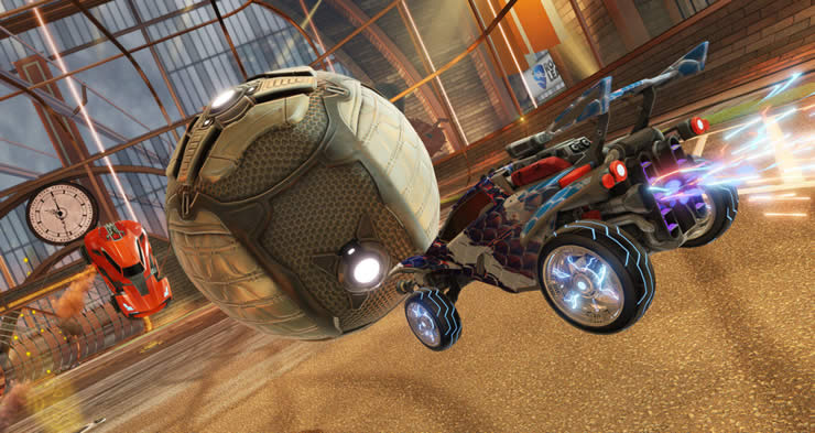 Rocket League: Update 1.57 – All Details and Patch Notes