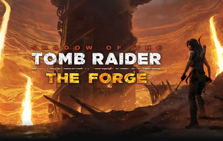 Shadow of the Tomb Raider: The Forge DLC will be released on November 13th