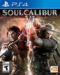 Soulcalibur VI Game Cover
