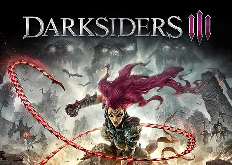 Darksiders 3: Patch Notes 1.05 – New Update available