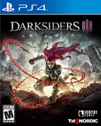 Darksiders 3 Game Cover